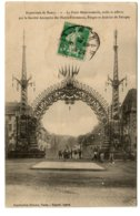Exposition De NANCY - La Porte Monumentale - Nancy