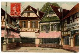 Exposition De NANCY - Le Village Alsacien - Nancy