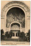 Exposition De NANCY - Portail De La Salle Des Fêtes - Nancy