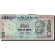 Billet, Inde, 100 Rupees, KM:91g, TB - India