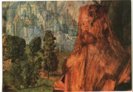 Picture Postcard Stationery (Rosenkranzfest/A. Dürer) - [7] Federal Republic