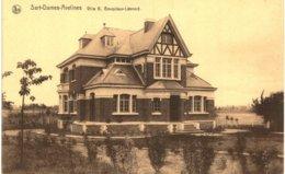 SART-DAMES_AVELINES   Villa G. Bouquiaux-Léonard. - Genappe