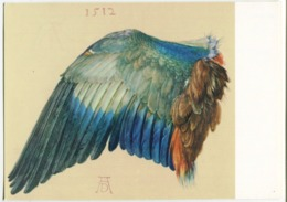 Picture Postcard Stationery (Wing/A. Dürer) - Lettres & Documents