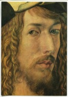 Picture Postcard Stationery (Self Portrait/A. Dürer) - [7] Federal Republic