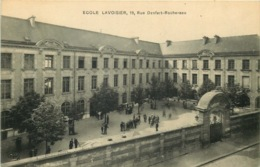PARIS 5eme Arrondissement  Ecole Lavoisier Rue Denfert Rochereau - Arrondissement: 05