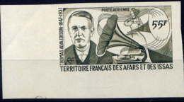 AFARS - A110** - THOMAS EDISON - Afars Et Issas (1967-1977)