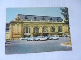TROYES  GARE  RENAULT 4L - Troyes