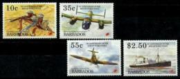 Barbados Nº 908/11 En Nuevo - Barbados (1966-...)