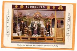 Fourrures Au Leopard Lausanne Switzerland 1907 Postcard - VD Vaud