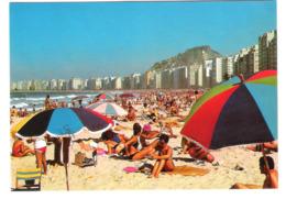 Brasil - Rio De Janeiro - Copacaban Beach - Girls - Copacabana