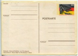 Postcard Stationery (Flag) - Lettres & Documents