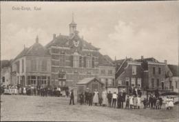 Oude Tonge (ZH) Kaai ( Met Veel Volk) 1913 - Sonstige