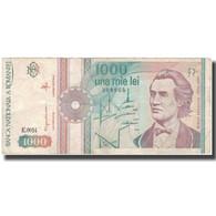 Billet, Roumanie, 1000 Lei, 1991, KM:101Aa, TB - Roemenië
