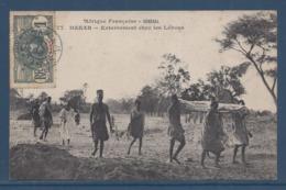 Sénégal - Afrique Occidentale - Carte Postale - Dakar - Enterrement Chez Les Lébous - Sénégal