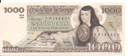 MEXIQUE 1000 PESOS 1983 AUNC P 80 A - Mexico