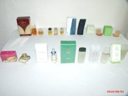 MINIATURES DE PARFUM - Miniaturen Flesjes Heer (met Doos)