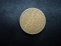 POLOGNE * : 5 GROSZY    1938 WJ     Y 10a      TTB - Polen