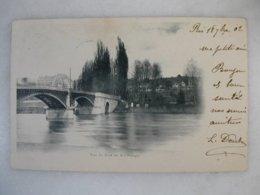 Vue Du Pont De RIS ORANGIS - Ris Orangis