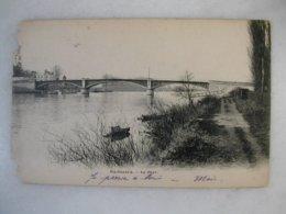RIS ORANGIS - Le Pont - Ris Orangis