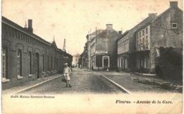 FLEURUS   Avenue De La Gare. - Fleurus