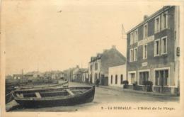 LA TURBALLE - L'hôtel De La Plage. - La Turballe