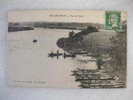 RIS ORANGIS - Vue De Seine (avec Barques) - Ris Orangis