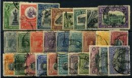 Perú Nº 133/40, 142/50, 178/86. Año 1907/18 - Perú