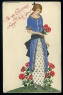 MELA KOEHLER Szignált Képeslap  /  MELA KOEHLER Signed Vintage Pic. P.card - Koehler, Mela