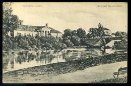 SZARVAS  1914. Kastély, Régi Képeslap  /  Castle Vintage Pic. P.card - Hungary