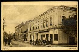 GYŐR 1921. Régi Képeslap  /  Vintage Pic. P.card - Hungary