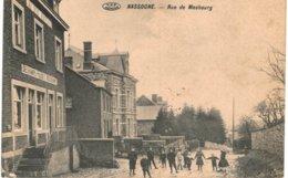 NASSOGNE   Rue De Masbourg. - Nassogne