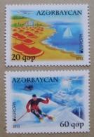 Aserbaidschan    Europa  Cept    Besuchen Sie Europa  2012  ** - 2012