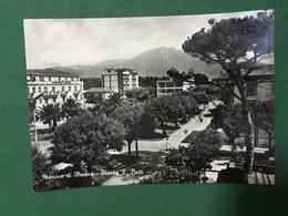 Cartolina Marina Di Massa - Piazza F. Betti - 1961 - Massa