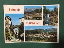 Cartolina Saluti Da Bagnone - 1969 - Massa