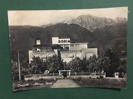 Cartolina Cinquale - Albergo Doria - 1960 - Massa