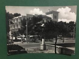 Cartolina Giulinanova - Albergo Europa - 1961 - Teramo