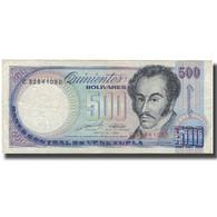 Billet, Venezuela, 500 Bolivares, 1990-05-31, KM:67d, TB - Venezuela