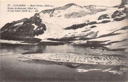 Gavarnie (65) - Mont Perdu - Soum De Ramond Et Lac Glacé - Gavarnie