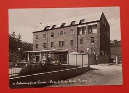 Cartolina Salsomaggiore Terme - Casa Di Cura Carlo Jueker - 1963 - Parma