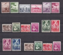 Jugoslawien - 1937/38 - Sammlung - Ungebr. - 1931-1941 Kingdom Of Yugoslavia