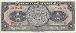 MEXIQUE 1 PESO 1970 XF P 59 L - Mexiko