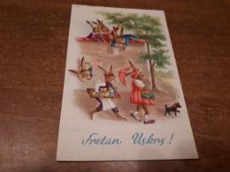 Postcard - Easter      (28474) - Pasqua