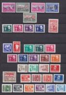 Jugoslawien - 1944/45 - Sammlung - Ungebr./Postfrisch - Nuovi