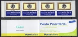 Italie. An 2001. Carnet C2483 **, MNH, Neuf(s). Cote Y &T 2012 : 10 € - 6. 1946-.. Republic