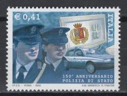 Italie. An 2002. TP Y&T N° 2572 **, MNH, Neuf(s). Cote Y &T 2012 : 1,25 € - 6. 1946-.. Republic