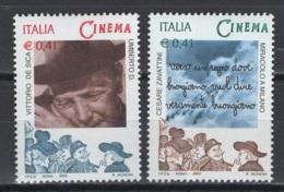 Italie. An 2002. TP Y&T N° 2576/77 **, MNH, Neuf(s). Cote Y &T 2012 : 3 € - 6. 1946-.. Republic
