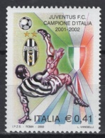 Italie. An 2002. TP Y&T N° 2578 **, MNH, Neuf(s). Cote Y &T 2012 : 1,50 € - 6. 1946-.. Republic
