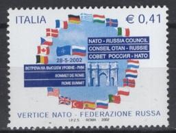 Italie. An 2002. TP Y&T N° 2580 **, MNH, Neuf(s). Cote Y &T 2012 : 1,25 € - 6. 1946-.. Republic