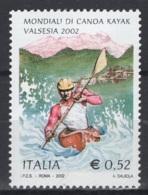 Italie. An 2002. TP Y&T N° 2581 **, MNH, Neuf(s). Cote Y &T 2012 : 1,75 € - 6. 1946-.. Republic