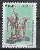 Italie. An 2002. TP Y&T N° 2586 **, MNH, Neuf(s). Cote Y &T 2012 : 1,25 € - 6. 1946-.. Republic